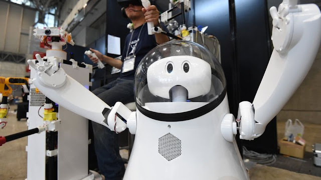 Robots 'will create more jobs than they displace', claims WEF's The future of work report