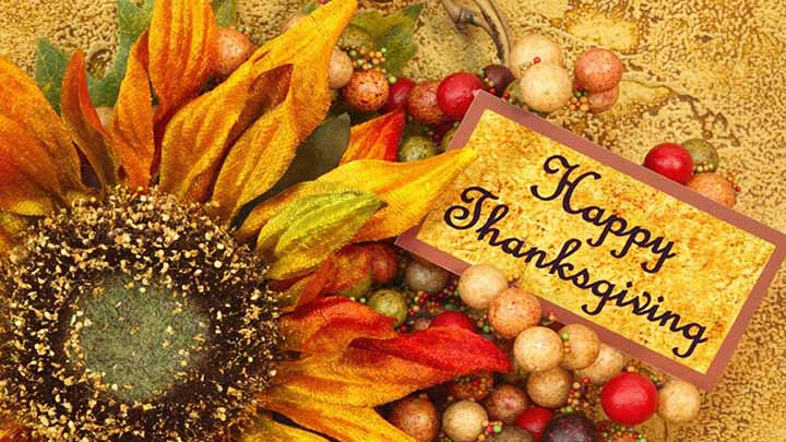 Happy Thanksgiving pictures, messages and clipart
