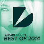 Various Artists - Armada Deep - Best Of 2014   Cover