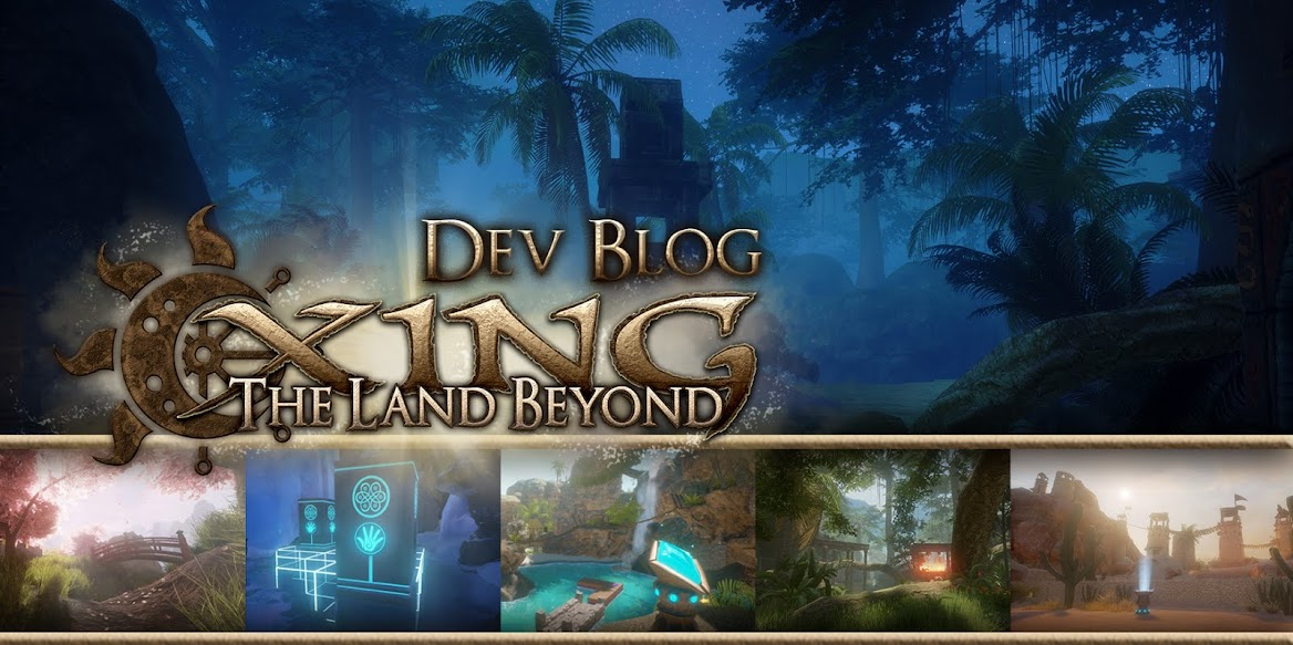 Xing Development: XING on PS4 and PSVR - Adventures in