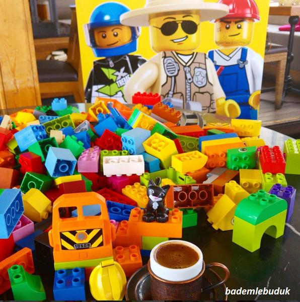 LEGO, Brent Hutcheson, yaratıcı oyunlar, blogger anne