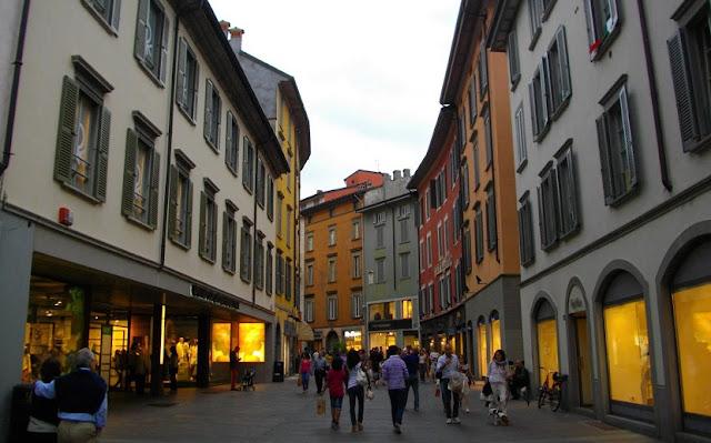 Bergamo na Itália