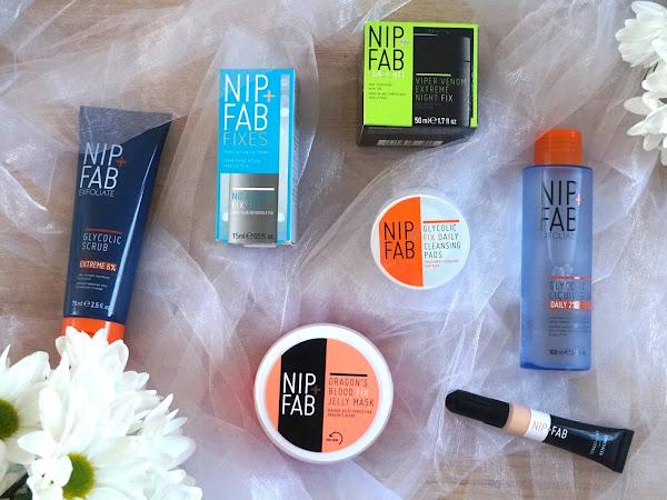Nip + Fab Skincare | First Impressions