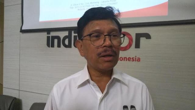 Bowo Sidik Bicara 'Partai Pro 01' , TKN Jokowi: Kami Tolak Politik Uang