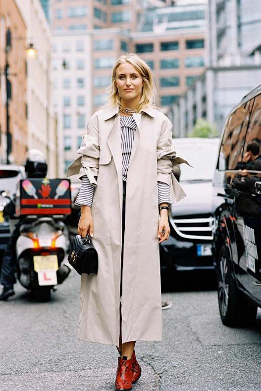 Vanessa Jackman London Fashion Week Ss 2017 Before