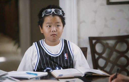 Eddie Huang en Fresh Off the Boat