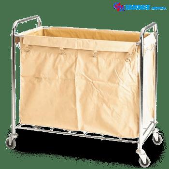 Troli Cucian Bentuk Kotak | Laundry Trolley