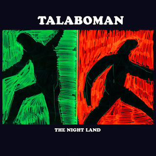Talaboman - The Night Land - Album Download, Itunes Cover, Official Cover, Album CD Cover Art, Tracklist