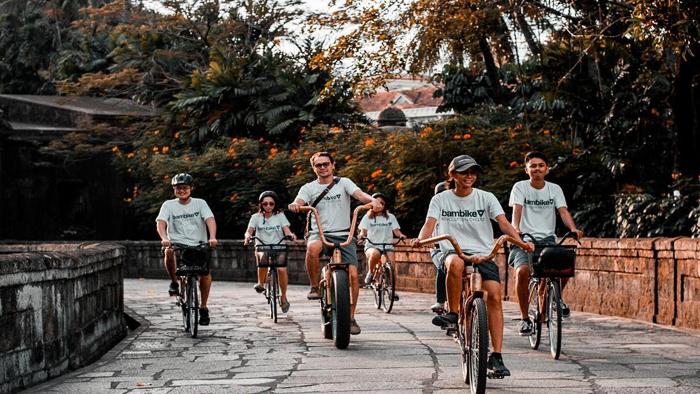 Things To Do Manila Bambike Intramuros