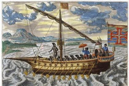 Jenis - jenis Kapal Berdasarkan Tenaga Penggerak Utamanya