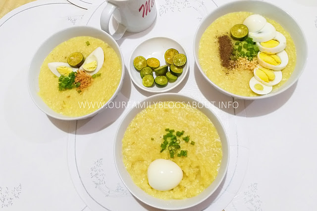 homecooked meals, homecooking, Momaye Cooks, recipes, breakfast recipes, lugaw recipe,