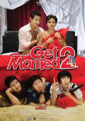 Poster Film Get Married 2