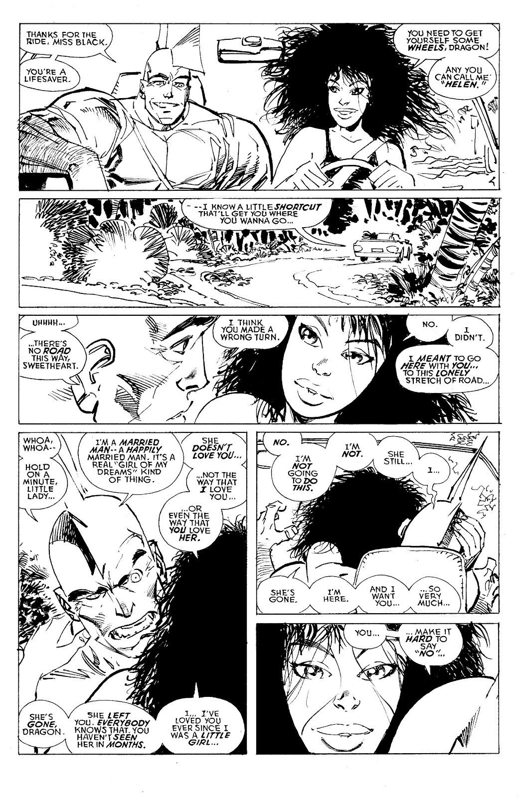 Read online Savage Dragon Archives comic -  Issue # TPB 6 (Part 4) - 32