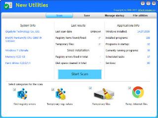 New Utilities Portable
