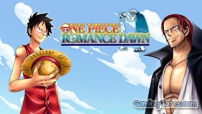 One Piece Romance Dawn PSP ISO for Android