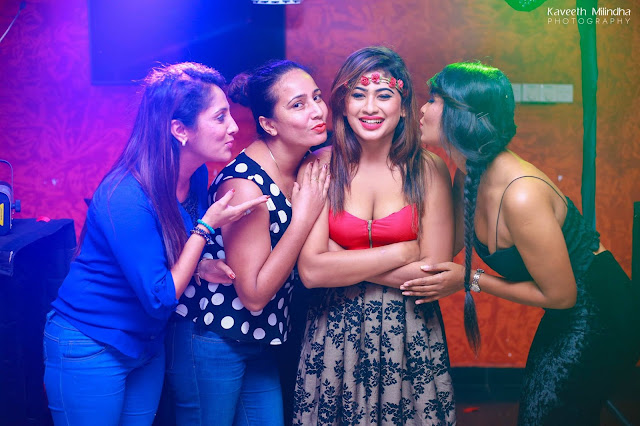 Piumi Hansamali Birthday Party