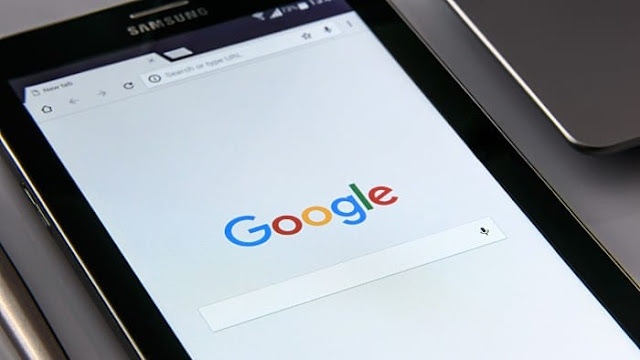 Popular Search Engine Google