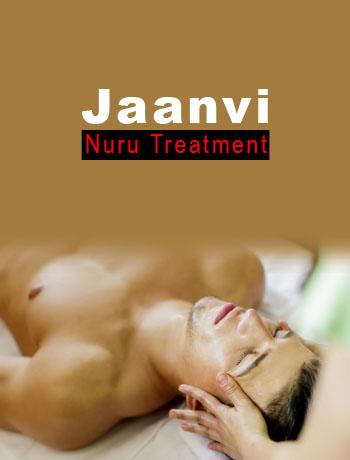 Jaanvi | Nuru treatment