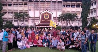 Sebagai Upaya Meningkatkan Kualitas Kader PMII Komisariat Universitas Mataram Adakan Diskusi Akbar