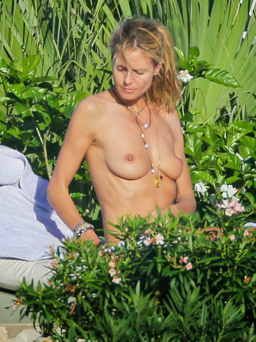 Heidi klum boob video