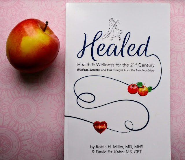 Healed- Health and Wellness for the 21st Century book review and giveaway #ad