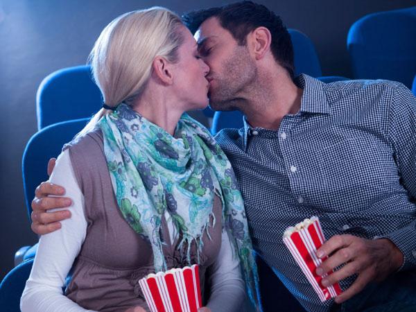 Những địa điểm lý tưởng để hôn 11
