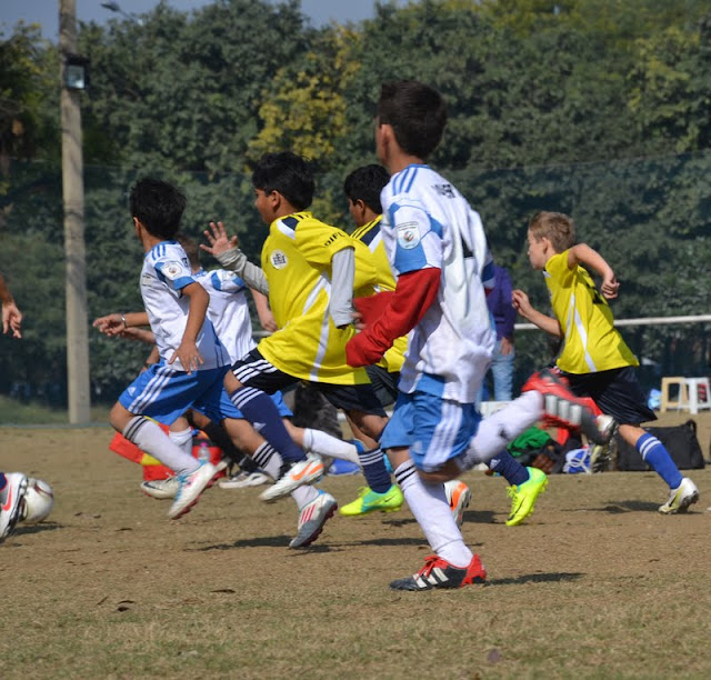 Event Listing DIFL Delhi International Football League sport Delhi kids