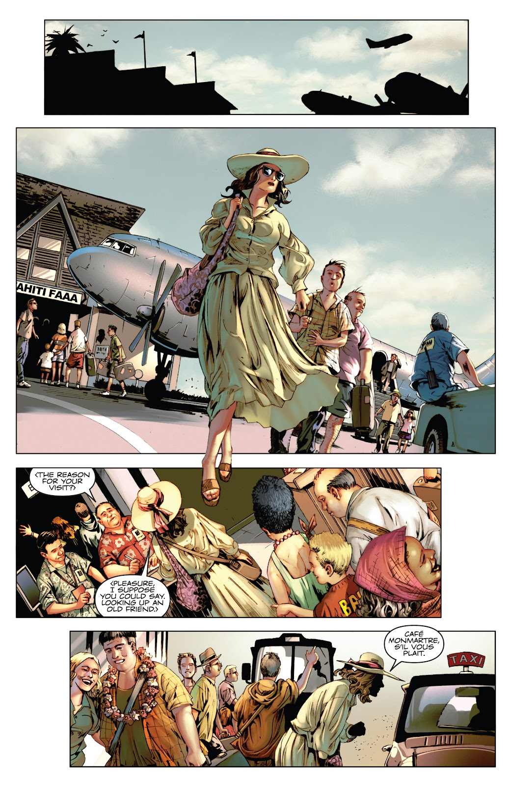 Read online Codename: Action comic -  Issue #3 - 9