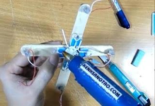 Cara Membuat Drone Sederhana - GudangDrone