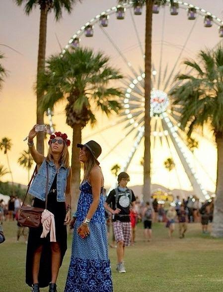 BEST HOLIDAY DESTINATIONS IN APRIL | Coachella Valley Music and Arts Festival in Indio, California, United States