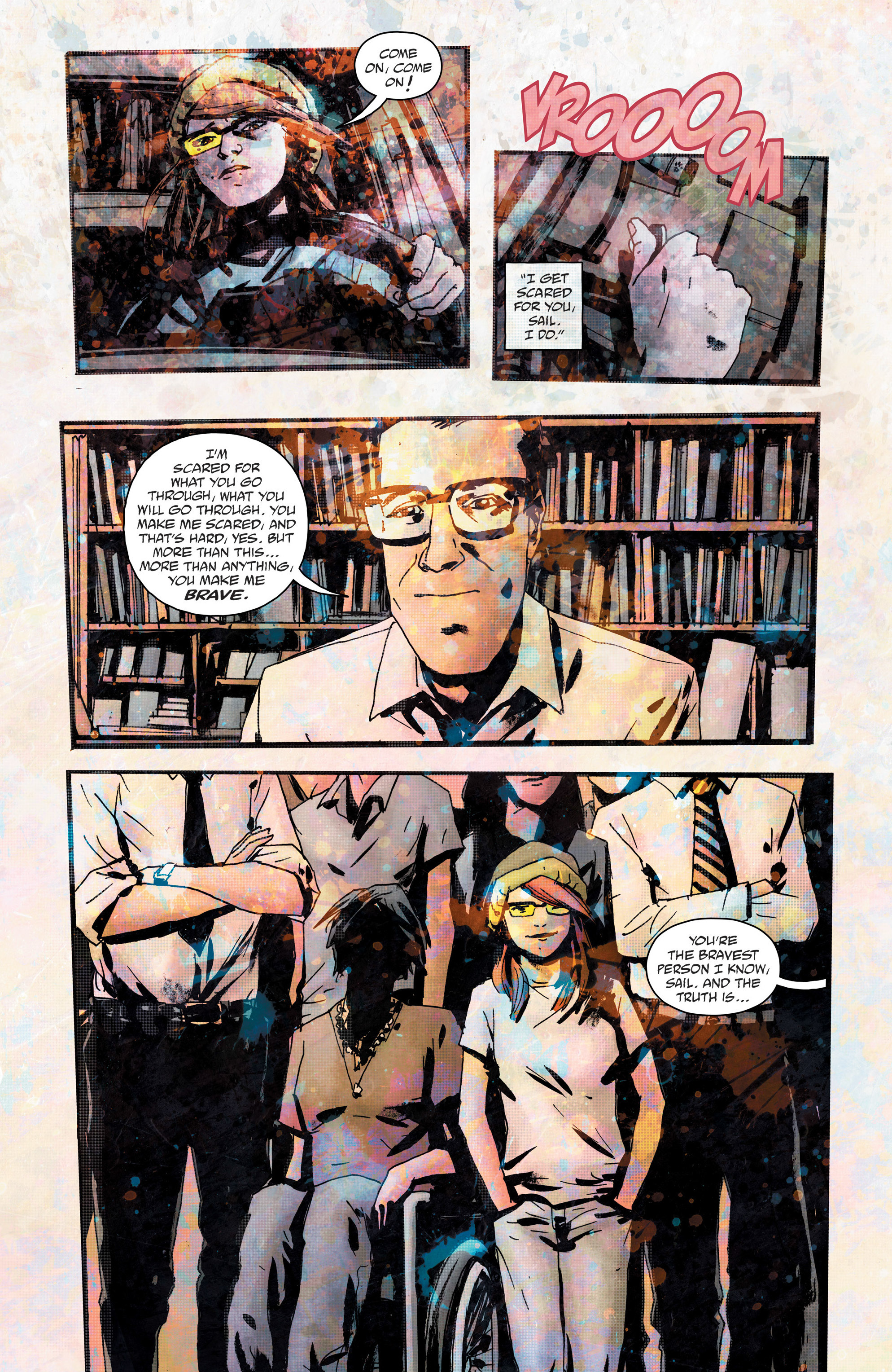 Read online Wytches comic -  Issue #6 - 32
