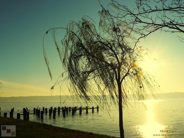 Küçükçekmece Lake, İstanbul