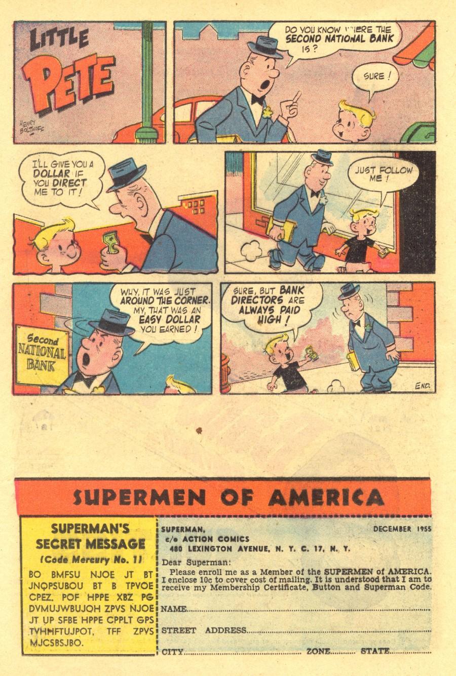 Action Comics (1938) 211 Page 15