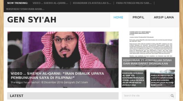 Tanpa Alasan Jelas, Beberapa Website Islam Dibredel Pemerintah Jokowi