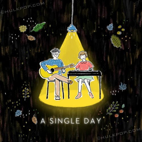 [Single] Melody Jung – A Single Day (With Guitar 강기훈)