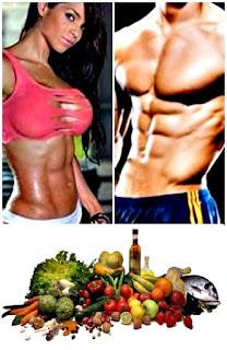 Alimentación aumentar masa muscular quemar grasa