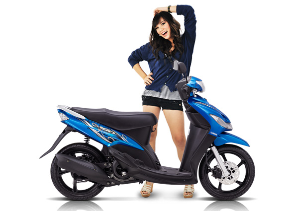 Motor-Cycle-Modifikasi: Mio Sporty Cw 2011