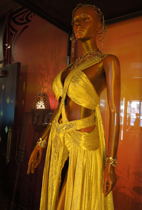 Dejah Thoris movie outfit