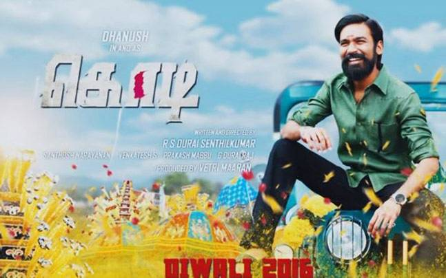 Kodi Full Movie download - Dhanush,Thrisha,