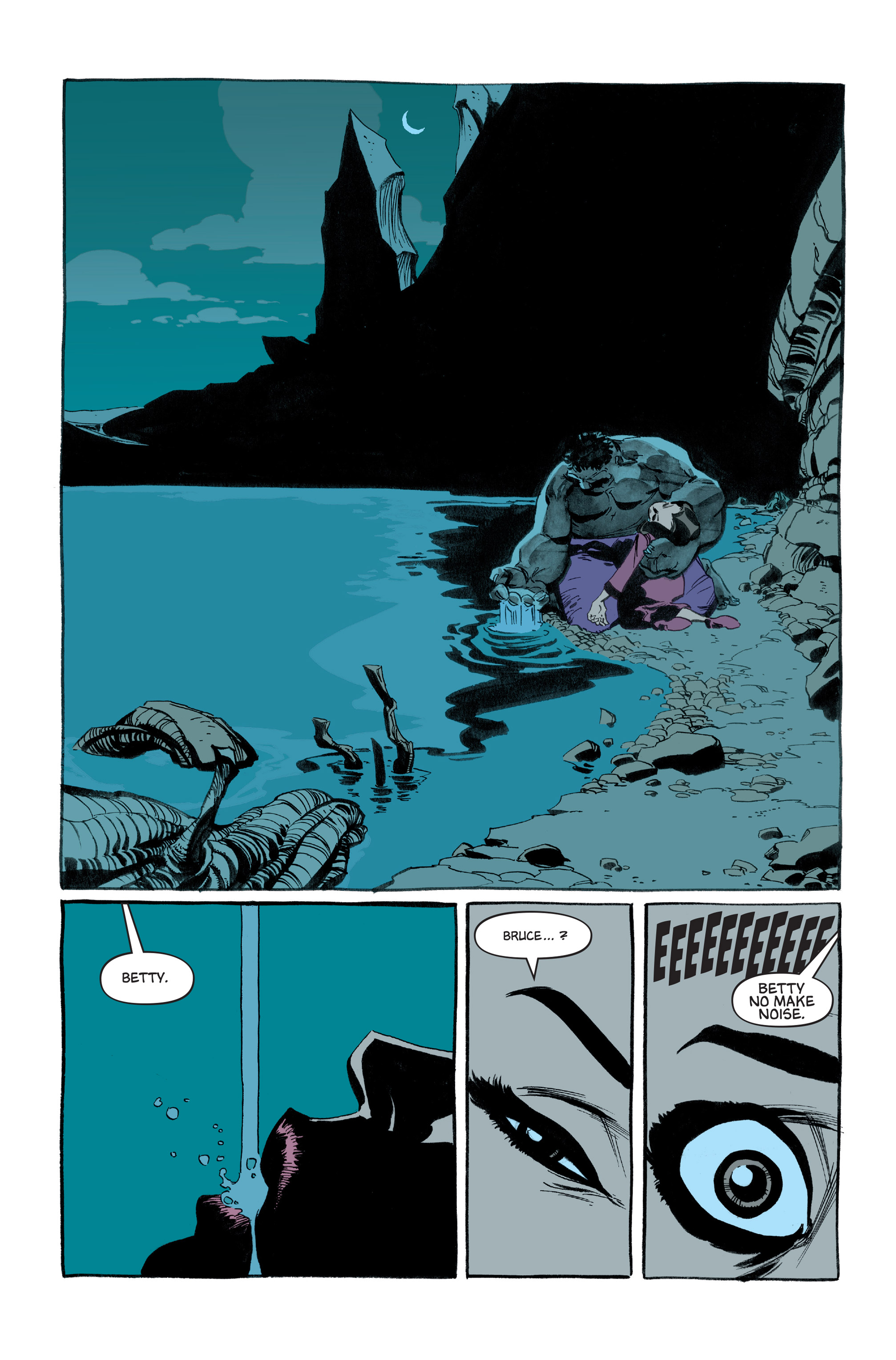 Read online Hulk: Gray comic -  Issue #3 - 21