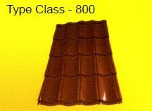 Aplus Metal Roof Tile Type Class - 800