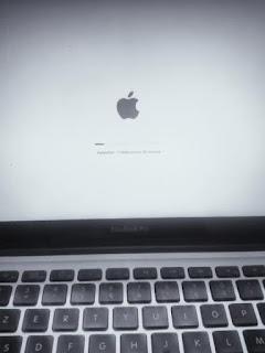 Comment débloquer une installation d'OS X El Capitan bloquée à 90%, A Unix Mind In A Windows World