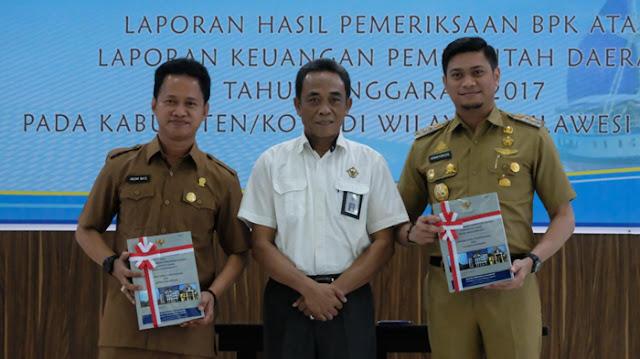 Pemkab Gowa Satu-satunya Kabupaten Raih WTP 7 Kali Berturut-turut
