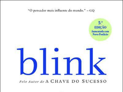 "Blink - ""Decidir num piscar de olhos"""
