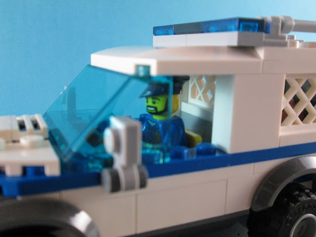 Set LEGO City 60048 Police Dog Unit