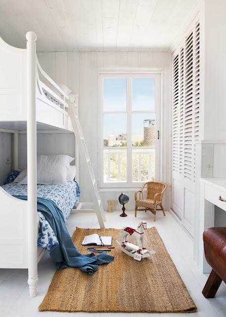 Дизайн-проекты. Прибрежный стиль старого дома на Майорке