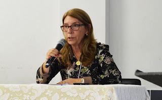 No comando da Secretaria de Desenvolvimento Social, Tânia Iório