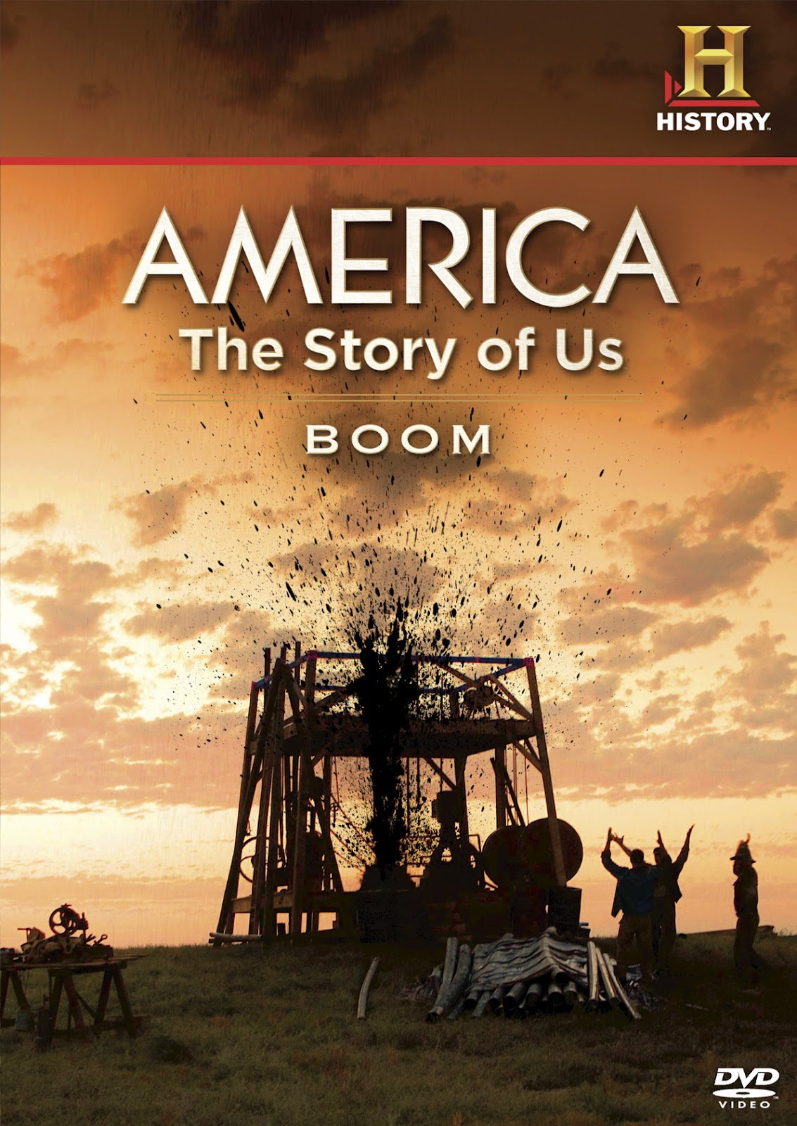 America The Story Of Us Episodes 8 Boom And 9 Bust