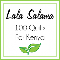 http://www.blossomheartquilts.com/2013/10/lala-salama-100-quilts-project/