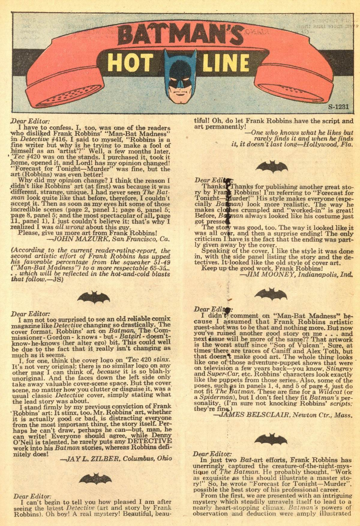 Detective Comics (1937) 424 Page 47
